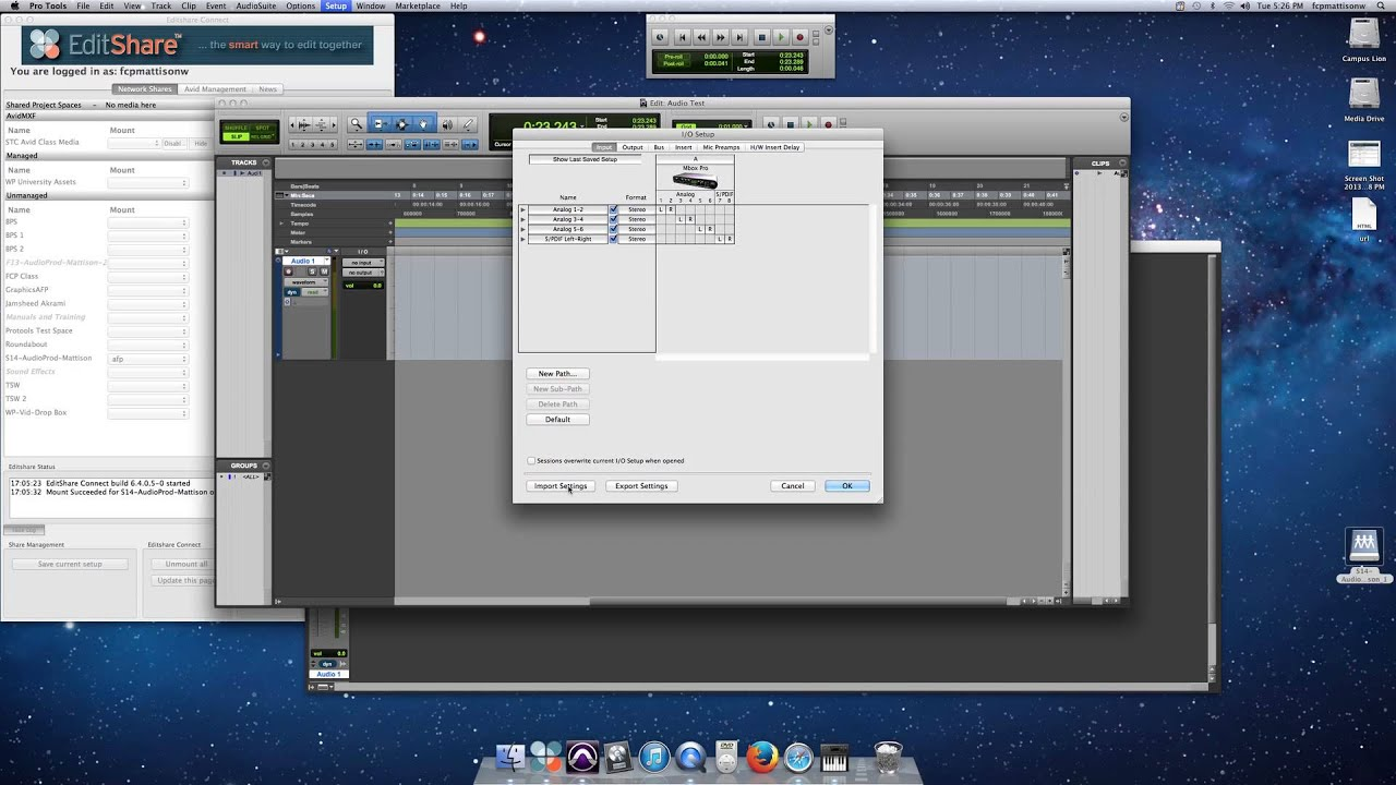 Pro Tools Playback Engine Reset: Trouble Shooting Tip - YouTube