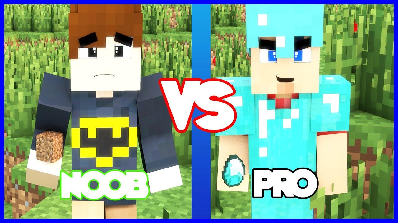 noob vs pro 5 minecraft noob vs pro minecraft