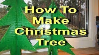 Как Сделать Елку How To Make Christmas Tree Своими Руками