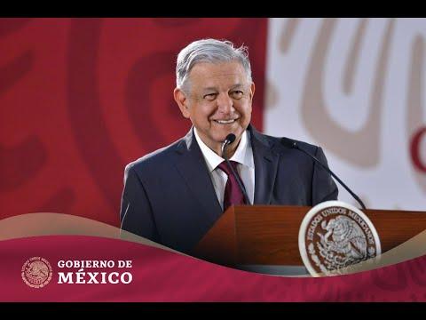 #ConferenciaPresidente | Viernes 15 de marzo de 2019