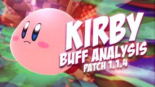 Kirby Analysis Post Patch 1.14 Buff - Smash Bros Wii U - ZeRo