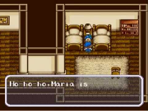 Harvest Moon Snes - Maria Leaves by HMEvents