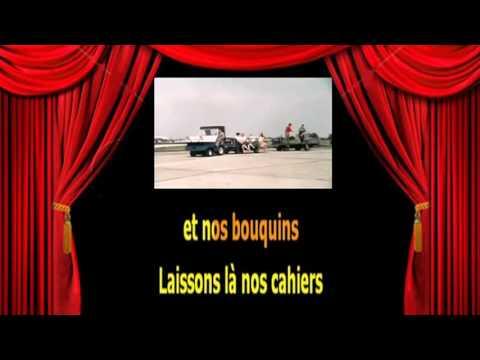 Karaoké Les Parisiennes   Il fait trop beau pour travailler