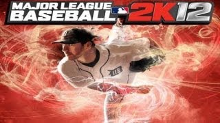 MLB 2K12 - Gameplay -PC HD