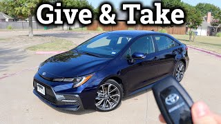 Ultimate 2020 Toyota Corolla Review | No Longer a Boring Commuter Car