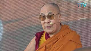 His Holiness addresses the Global Buddhist Congregation