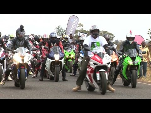 Kenya's superbike races take off