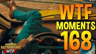 PUBG Funny WTF Moments Highlights Ep 168 (playerunknown's battlegrounds Plays)