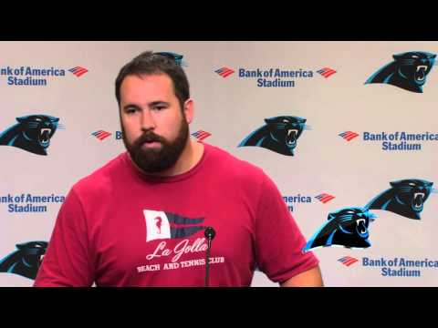 Ryan Kalil: Continuity is a big deal