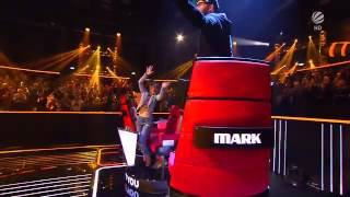 Tamino - Thinking Out Loud - BLIND AUDITIONS 2 - The Vocie Kids Germany 2015 - 06-03-2015