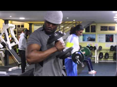 Muscleworks Gym, North London