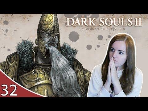 THRONE WATCHER & DEFENDER  Dark Souls 2 Gameplay Walkthrough Part 32