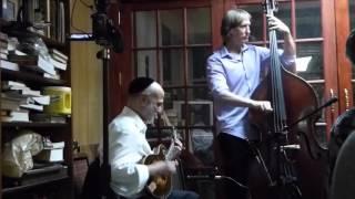 Andy Statman Trio - P1010218 12-3-15 Charles Street Synagogue, NYC