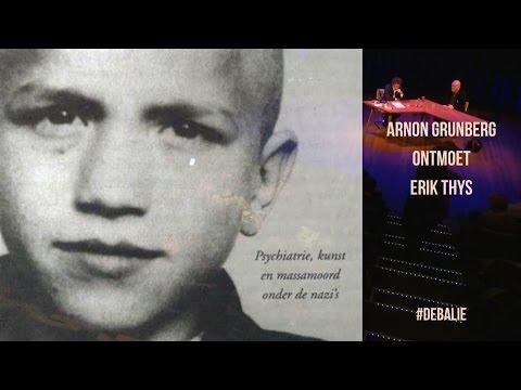 Arnon Grunberg ontmoet Erik Thys