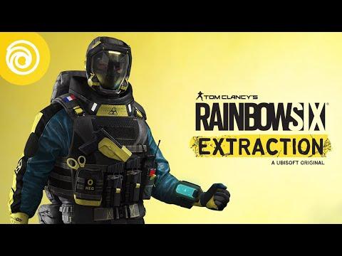 Rainbow Six Extraction - Présentation d'agent: Lion
