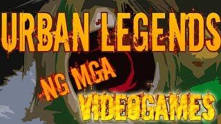Mga Urban legends ng mga video games