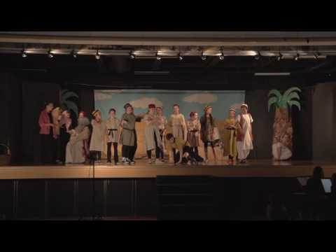 Joseph and the Amazing Technicolor Dreamcoat - The McGillis School, June 2016 (HD)