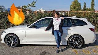 Test Drive BMW Serie 3 Touring: mamma mia che auto!