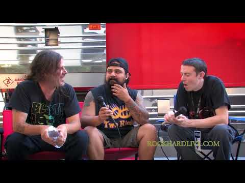 Superjoint ~ Interview ~ 9/30/17 on ROCK HARD LIVE