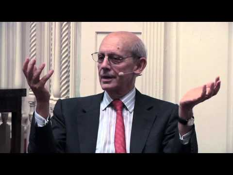 Justice Stephen Breyer - Making Democracy Work: A Judge's View