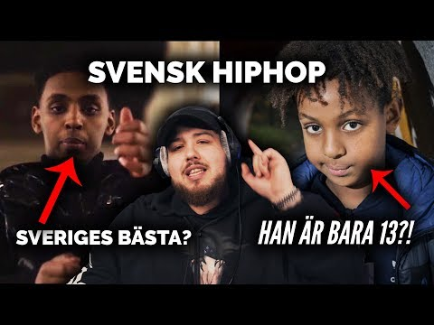 REAGERAR: YASIN - DSGIS & ADOULI - MAMACITA *SVENSK HIPHOP*