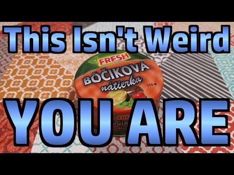 Bôčiková nátierka - Weird Stuff In A Can #130 (Also, Can Opener vs Pull Tab)