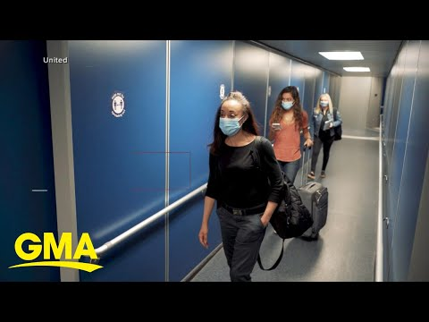 How to stay safe traveling amid delta variant concerns l GMA