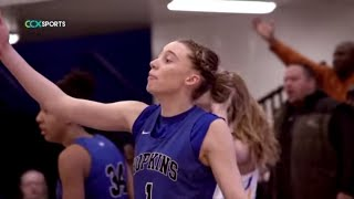 Hopkins vs. Wayzata Section 6AAAA Girls Basketball Final - Paige Bueckers