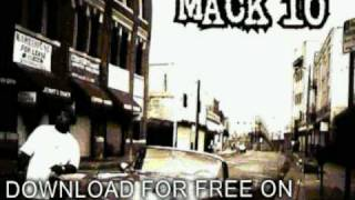 Watch Mack 10 Gangster Poem video