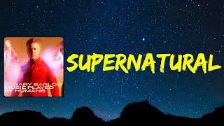 Gary Barlow - Supernatural (Lyrics)