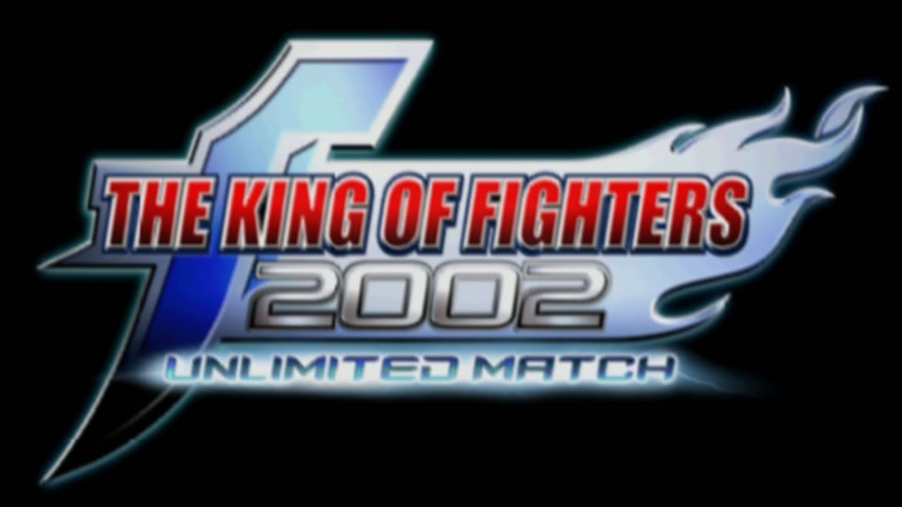 The King Of Fighters 2002 Unlimited Match Ps2 Lv 4 Mvs Jogo
