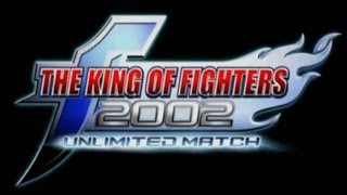 The King of Fighters 2002: Unlimited Match (PS2) - LV 4 MVS - Jogo Completo com o Time do Kyo