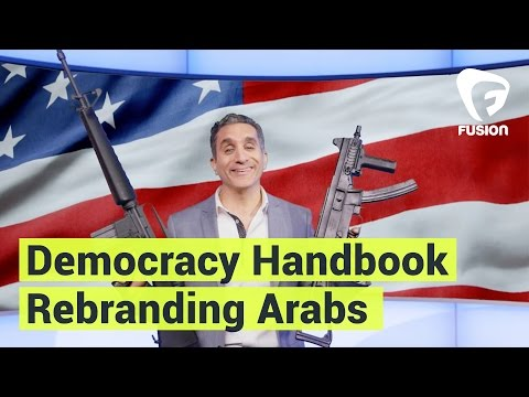 Rebranding Arabs • Democracy Handbook with Bassem Youssef Ep.5