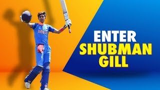 The rise and rise of Shubman Gill