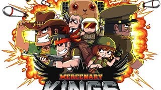 Mercenary Kings Ps4 Game Play