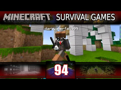 Minecraft - Survival Games - ГАЩИ=СМЪРТ! (Minecraft PVP)