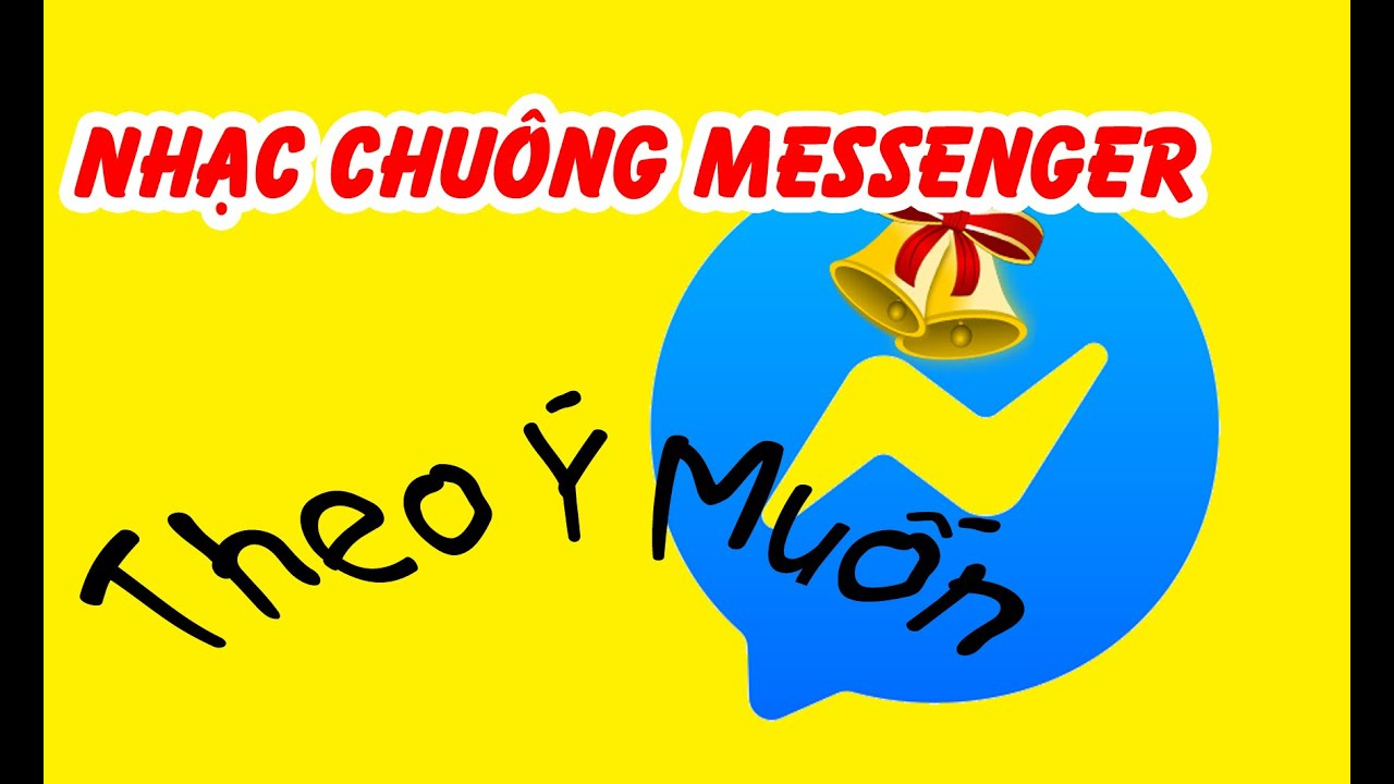 Cách Cài Nhạc Chuông FACEBOOK MESSENGER Theo Ý Muốn