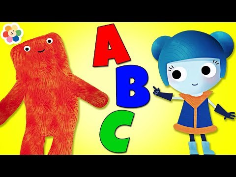 ABC Learning for Kids | Learning Vocabulary & ABCs | Cartoons for Children | ABC Galaxy | BabyFirst