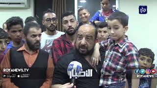 أهالي مخيم إربد يطالبون بوضع حد لانتشار المخدرات (4-5-2019)