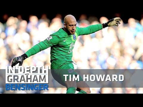 Tim Howard: The trouble with American soccer