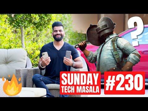 #230 Sunday Tech Masala - Battlegrounds Mobile India Huge Problem, Nord 2, 5G Tablet..#BoloGuruji🔥🔥🔥