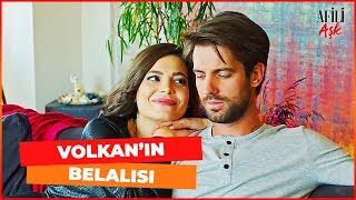 Volkan'ın Karı-Koca Hayatı Başladı! - Afili Aşk 18. Bölüm