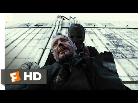 Death Race (8/12) Movie CLIP - Revenge on...