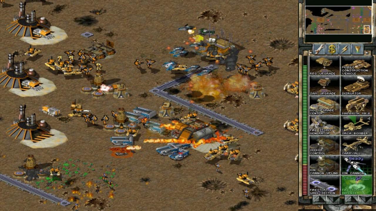 Tiberian Sun Online Spielen