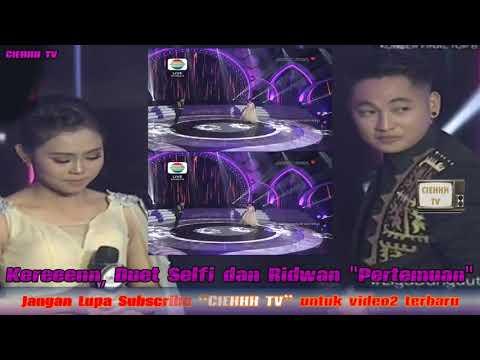 Merinding, Duet Selfi LIDA feat Irwan