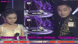 "Video Merinding, Duet Selfi LIDA feat Irwan ""Pertemuan"" | Konser Top 8 Grup 2 Result download MP3, 3GP, MP4, WEBM, AVI, FLV Mei 2018"