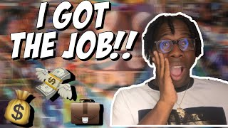 HOW TO GET A JOB AS A TEENAGER | APPLYING + INTERVIEW TIPS