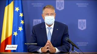 Klaus Iohannis: Lunile care vor urma nu vor fi deloc ușoare