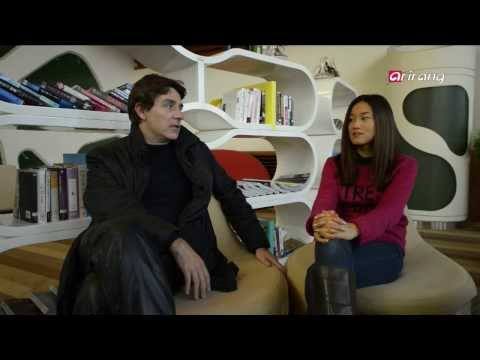 Travel Story - Ep20C01 Winter Trip with Italian Architect and Simone Carena's Family