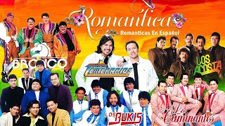 LOS TEMERAIROS, BUKIS, YONICS, BRONCO, CAMINANTES, ACOSTA.... GRUPERAS INMORTALES